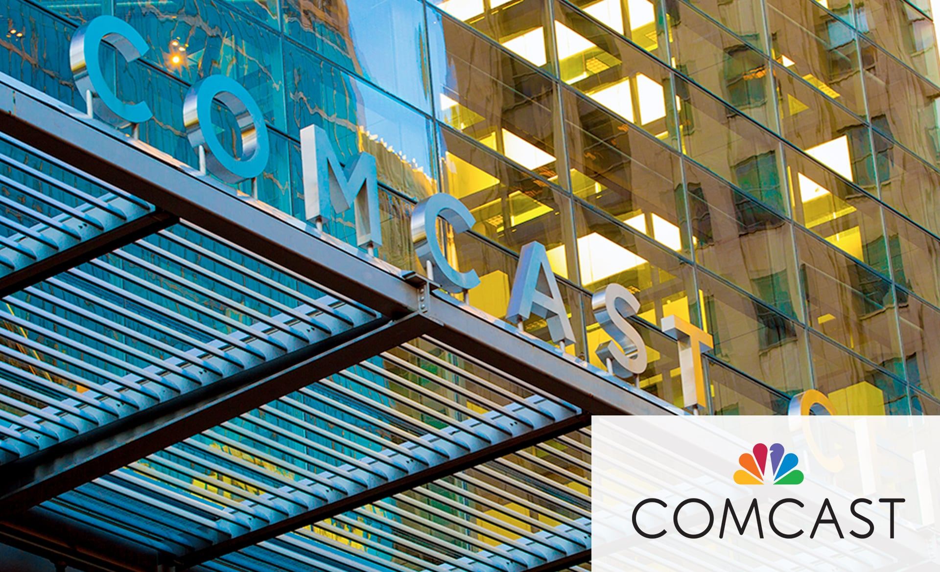 Comcast uses Sciera's Realwatch for Trigger marketing campaigns